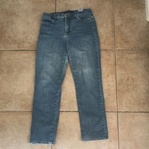 not your daughters jeans with lift tuck technology